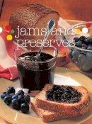 Murdoch Books - Jams and Preserves. (Bitesize) - 9781742660189 - V9781742660189