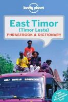 Lonely Planet - EAST TIMOR PHRASEBOOK - 9781743211823 - V9781743211823