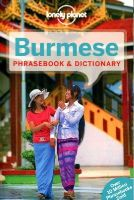 Lonely Planet - Lonely Planet Burmese Phrasebook & Dictionary (Lonely Planet Phrasebook and Dictionary) - 9781743214336 - V9781743214336