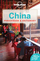 Lonely Planet - Lonely Planet China Phrasebook & Dictionary - 9781743214343 - V9781743214343
