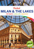 Lonely Planet, Hardy, Paula - Lonely Planet Pocket Milan & the Lakes - 9781743215647 - KSG0022283