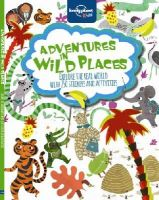Lonely Planet - Adventures in Wild Places, Activities and Sticker Books (Lonely Planet Kids) - 9781743603963 - V9781743603963