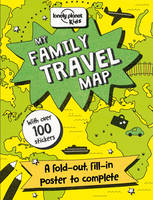 Lonely Planet Kids - My Family Travel Map (Lonely Planet Kids) - 9781760341015 - V9781760341015