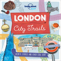 Lonely Planet Kids - City Trails - London (Lonely Planet Kids) - 9781760342272 - V9781760342272