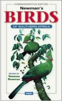 Newman, Kenneth; Newman, Vanessa - Newman's Birds of Southern Africa - 9781770078765 - V9781770078765