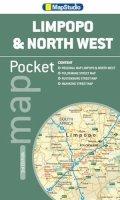 Map Studio - Limpopo & North West pocket map GPS r/v (r) ms - 9781770267022 - V9781770267022