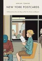 Tomine, Adrian - New York Postcards: 30 Illustrations from the Pages of The New Yorker and Beyond - 9781770461598 - V9781770461598