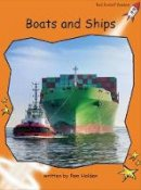 Holden, Pam - Boats and Ships - 9781776541768 - V9781776541768