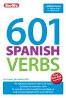 Berlitz Publishing - Berlitz Language: 601 Spanish Verbs - 9781780043944 - V9781780043944