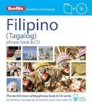 Berlitz Publishing - Berlitz Filipino Phrase Book & CD - 9781780043975 - V9781780043975