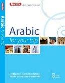 Berlitz - Berlitz Arabic For Your Trip - 9781780044163 - V9781780044163