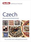 Publishing, Berlitz - Berlitz: Czech Phrase Book & Dictionary (Berlitz Phrasebooks) - 9781780044545 - V9781780044545
