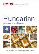 Publishing, Berlitz - Berlitz Language: Hungarian Phrase Book & Dictionary (Berlitz Phrasebooks) - 9781780044552 - V9781780044552