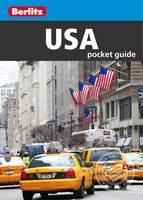 APA Publications Limited - Berlitz: USA Pocket Guide - 9781780048642 - V9781780048642