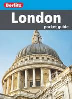 Berlitz - Berlitz: London Pocket Guide (Berlitz Pocket Guides) - 9781780049120 - V9781780049120
