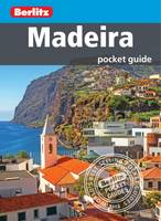 Berlitz - Berlitz Pocket Guide Madeira (Berlitz Pocket Guides) - 9781780049601 - V9781780049601