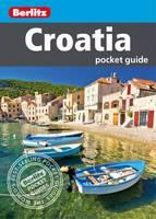 Berlitz - Berlitz Pocket Guide Croatia (Berlitz Pocket Guides) - 9781780049779 - V9781780049779