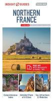 APA Publications Limited - Insight Guides: Travel Map Northern France (Insight Travel Maps) - 9781780055091 - V9781780055091