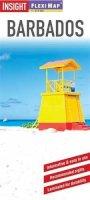 Insight Guides - Insight Flexi Map: Barbados (Insight Flexi Maps) - 9781780056944 - V9781780056944