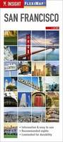 Apa, Publications Limited - Insight Flexi Map: San Francisco - 9781780058207 - V9781780058207