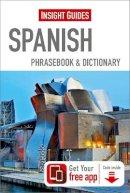 Guides, Insight - Insight Guides Phrasebooks: Spanish (Insight Phrasebooks) - 9781780058276 - V9781780058276