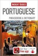 Guides, Insight - Insight Guides Phrasebooks: Portuguese (Insight Phrasebooks) - 9781780058283 - V9781780058283