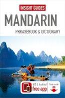 Guides, Insight - Insight Guides Phrasebooks: Mandarin (Insight Phrasebooks) - 9781780058320 - V9781780058320
