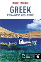 Guides, Insight - Insight Guides Phrasebook: Greek (Insight Guides Phrasebooks) - 9781780058917 - V9781780058917