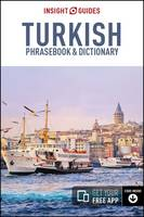 Guides, Insight - Insight Guides Phrasebook: Turkish (Insight Guides Phrasebooks) - 9781780058931 - V9781780058931