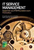 Sansbury, John, Brewster, Ernest, Lawes, Aidan, Griffiths, Richard - It Service Management: Support for Your Itsm Foundation Exam - 9781780173184 - V9781780173184