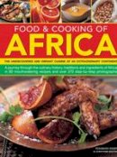 Grant, Rosamund, Bacon, Josephine - Food & Cooking of Africa: The undiscovered and vibrant cuisine of an extraordinary continent - 9781780192109 - V9781780192109