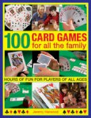 Harwood, Jeremy - 100 Card Games for All the Family - 9781780193038 - V9781780193038