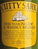 Buxton, Ian, Arthur, Helen, Broom, Dave - Cutty Sark: The Making of a Whisky Brand - 9781780270265 - V9781780270265