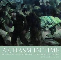 Andrew, Patricia R. - A Chasm in Time: Scottish War Art and Artists in the Twentieth Century - 9781780271903 - V9781780271903