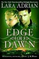 Adrian, Lara - Edge of Dawn - 9781780335766 - V9781780335766