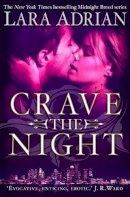 Adrian, Lara - Crave The Night - 9781780335773 - V9781780335773