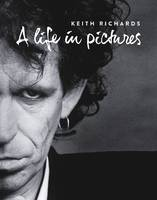 Omnibus Press - Keith Richards: A Life in Pictures - 9781780384399 - V9781780384399
