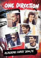 Danilo Promotions Ltd - Official One Direction Academic Planner Diary 2015 - 9781780547268 - 9781780547268
