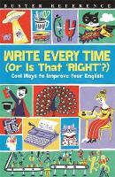 Stride, Lottie - Write Every Time - 9781780554693 - V9781780554693