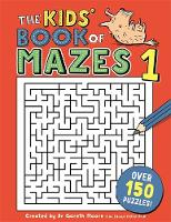 Moore, Gareth - The Kids' Book of Mazes 1 (Buster Puzzle Books) - 9781780555003 - 9781780555003