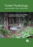 - Forest Hydrology: Processes, Management and Assessment - 9781780646602 - V9781780646602