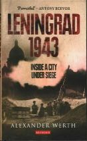 Werth, Alexander - Leningrad, 1943 - 9781780768724 - V9781780768724
