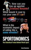 Gavin Newsham - Sportonomics - 9781780972657 - KSG0005266