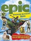 Regan, Lisa - Epic Sticker Activity Book - 9781780973234 - V9781780973234