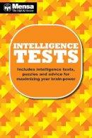 Mensa Ltd - Mensa Intelligence Tests - 9781780976815 - KCG0000851