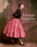 Baxter-Wright, Emma - Vintage Fashion - 9781780977102 - V9781780977102