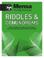 - Mensa Riddles and Conundrums Pack - 9781780978949 - KRA0001889