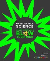 Colin Barras - Unbelievable Science - 9781780979427 - KRA0001970