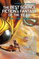 Jonathan Strahan - The Best Science Fiction and Fantasy of the Year - 9781781083086 - V9781781083086