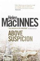 MacInnes, Helen - Above Suspicion - 9781781161531 - V9781781161531